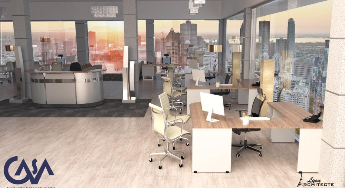 ideas de decoración para empresas y oficinas
