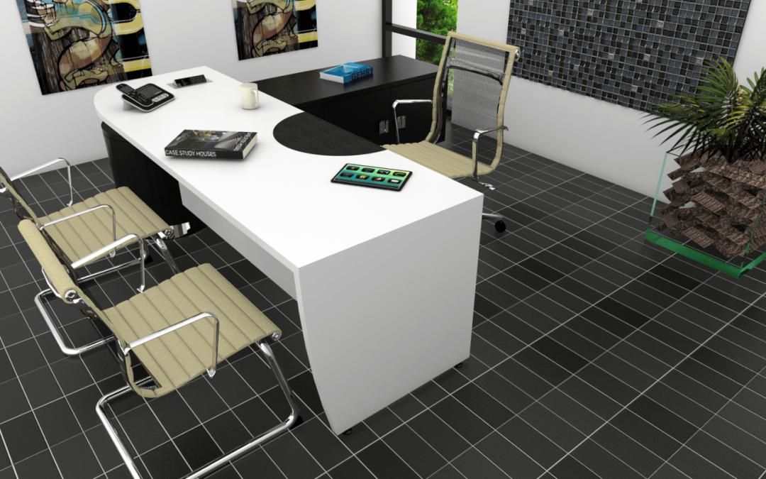 ¿Qué Colores Son Adecuados Para Mi Oficina?