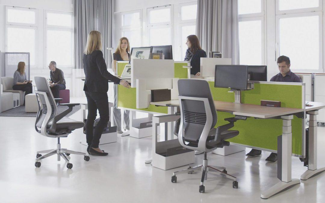 Una Oficina Organizada Hace Empleados Más Productivos