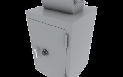 ¿Necesito una caja fuerte para mi negocio?